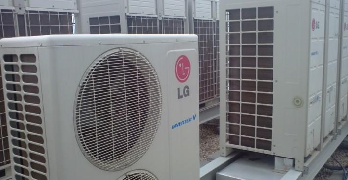 Instalacje klimatyzacji